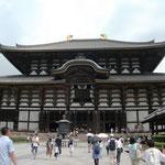 大仏殿、世界一の木造建築