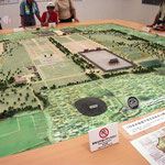 平城宮全体の模型