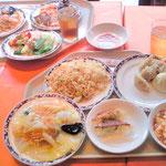 品プリの中国料理バイキング 孫悟空[中国料理]でお腹いっぱいです。