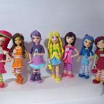 Принцеса Полуничка та її друзі