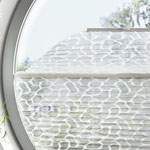 Erfal Plissee, Plissees für runde Fenster, Plissee für Fenster mit Sonderformen, Plissee nach Maß in Langenselbold, Freigericht, Hanau, Rodenbach, Gründau