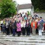 Abschlussphoto der Geehrten aus dem Kanton Zürich