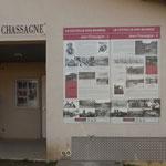 Vestiaires du stade de la Croisille-sur-Briance