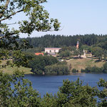 Le CIAP de Vassivière (Centre International d'Art et du Paysage) - Beaumont-du-Lac - http://www.ciapiledevassiviere.com/fr/centre_infos.aspx