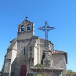 Royères - Eglise (extérieur)