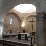 La Croisille-sur-Briance - Un des derniers choeurs romans conservés, avec une coupole (rare)