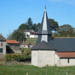 Augne - La plus petite église de Haute-Vienne
