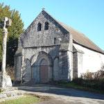 Cheissoux - Eglise