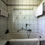 Badewanne für Genießer