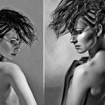 Daniel Gieseke | Modell: Julia | MakeUp: Violeta Pentek | Hair: Clelia Biller