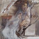 Acryl- Mischtechnik 60 x 60 cm