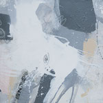 Acryl- Mischtechnik 70 x 70 cm