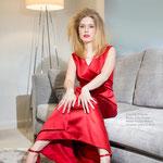 Modelshooting-Mode Erika Knoop