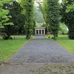 Gartendenkmal Schloß Merten, Teehaus