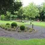 Gartendenkmal Schloß Merten