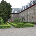 Gartendenkmal Schloß Merten, Herrenhaus