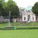Gartendenkmal Schloß Merten, Orangerie