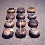 土の音 1994 大阪芸術大学博物館蔵