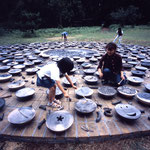 土の音 2003 越後妻有アートトリエンナーレ photo credit Shigeo Anzai