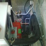 Hydraulique de chaudière condensation