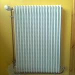 Replacement d'un radiateur lamella