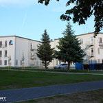 Fassadenkunst Projekt in der Nähe von Berlin