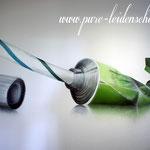 Zahnarzt Praxis Wandmalerei