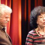Régine PARAYRE et Amédé SABATIE