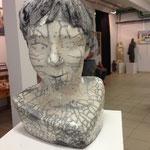 Sculpture réalisé par Neige 2013