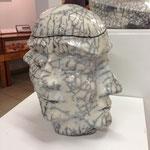 Sculpture réalisé par Geralde 2012
