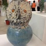 Sculpture réalisé par Chantal 2013