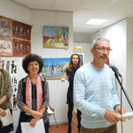 J P Aymés et les poètes sans frontières