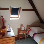 la chambre annexe à la Lucarne