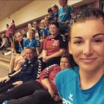 1. Punktspiel 13.09.2015: SV Tungendorf vs. HSG WaBo 2011 Endstand 17:22