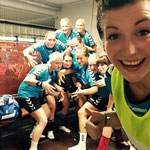 Trainingsspiel 19.08.2015: TuS Gaarden vs. HSG WaBo 2011 Endstand 20:28