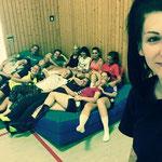 Trainingslager 23.08.2015