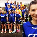 6. Punktspiel 07.11.2015: HSG WaBo 2011 vs. Bramstedter TS Endstand 32:12