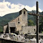 Sainte- Engrace - la chapelle du XIème siècle