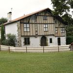 Garris - maison navarraise