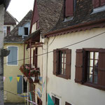 Salies de Béarn - rue médiévale