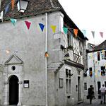 Salies de Béarn - le musée du sel