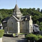 Eglise romane de l'Hopital Saint-Blaise