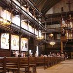 Saint Jean de Luz - l'église où se maria Louis XIV