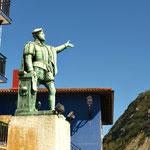 El Kano à Getaria