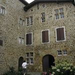 Garris - ancien chateau