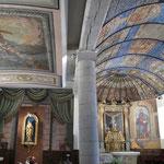Eglise d'Espès - intérieur