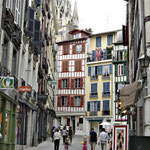 Bayonne - vers la cathédrale