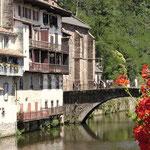 Saint- Jean-pied-de-port -  Le pont des pélerins