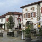 La Bastide Clairence - ses arcades