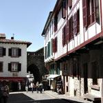 Saint- Jean-pied-de-port - vieilles ruesde la citadelle